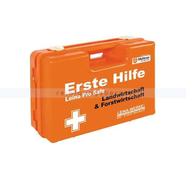 Erste Hilfe Koffer Leina Pro Safe Forstwirtschaft DIN 13157