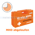 Erste Hilfe Koffer Leina Pro Safe plus Holz DIN 13169 MHD