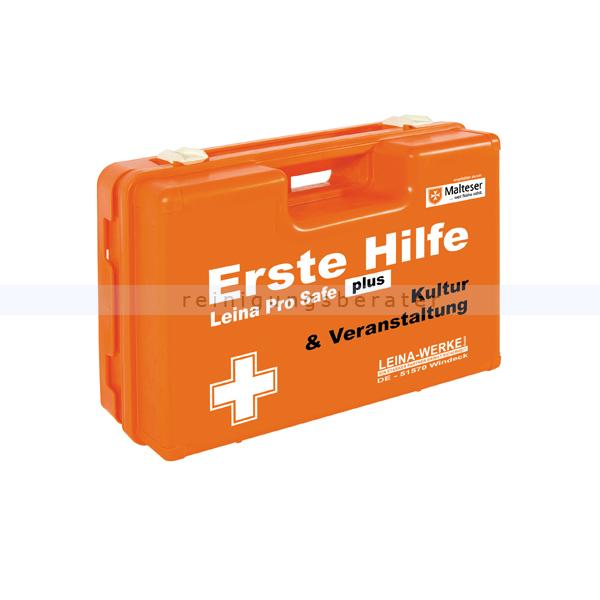 Erste Hilfe Koffer Leina Pro Safe plus Kultur DIN 13169