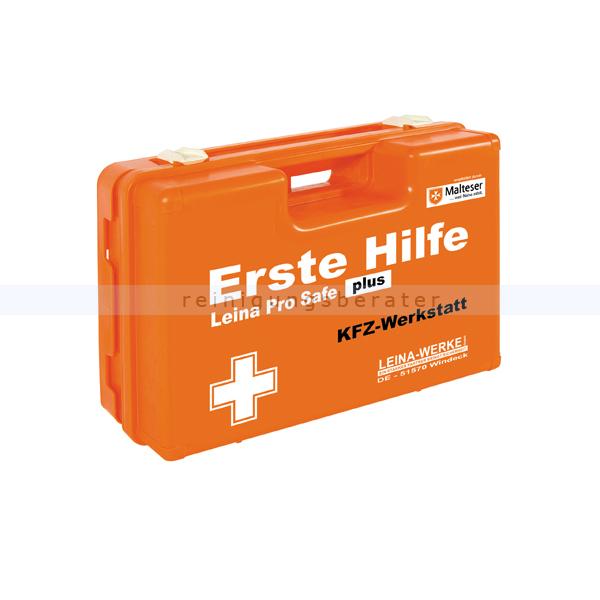 Erste Hilfe Koffer Leina Pro Safe plus Werkstatt DIN 13169