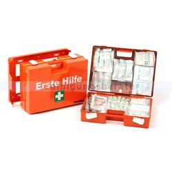 Erste Hilfe Koffer Leina Quick orange DIN 13157