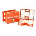 Erste Hilfe Koffer Leina San orange DIN 13157