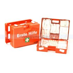 Erste Hilfe Koffer Leina San orange DIN 13169