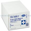 Erste Hilfe Material Hartmann Nachfüllpackung DIN 13169