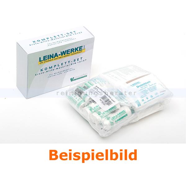 Leina Werke Erste Hilfe Material Leina Pro Safe Plus Nachfüllung Elektro Nachfüllpack Elektro, Inhalt nach DIN 13169 24129