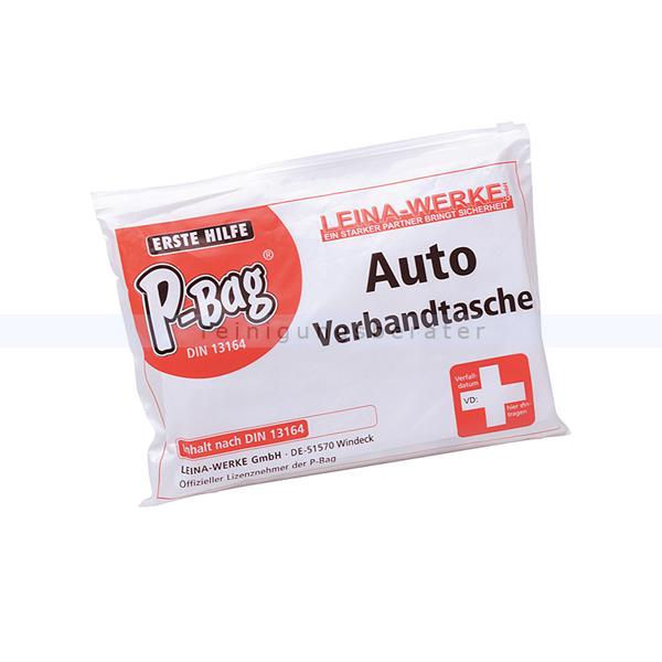 Erste Hilfe Set Leina KFZ Tasche P Bag Compact DIN 13164