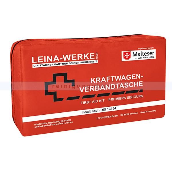 Erste Hilfe Set Leina KFZ Verbandtasche Compact DIN 13164