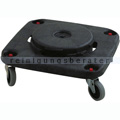Fahrgestell Rubbermaid Brute Dolly Viereck