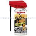 Fahrradpflege SONAX E-BIKE KettenSpray mit EasySpray Kopf