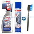 Fahrzeugpflege Sets SONAX XTREME zur Felgenreinigung