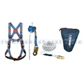 Fallschutzgurte im Set Tractel PSA-SET OODO BAG XL