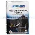 Farb- und Schmutzfangtücher Heitmann Schwarzwäsche 10 Tücher