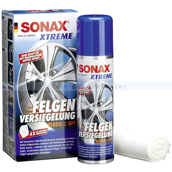 sonax xtreme felgenversiegelung 250 ml. Black Bedroom Furniture Sets. Home Design Ideas