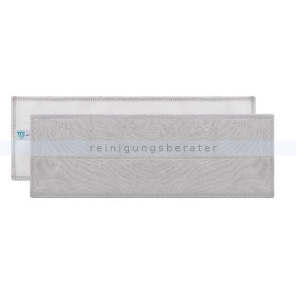Fensterpad TTS Klett Clean Glass grau 32 x 10,5 cm