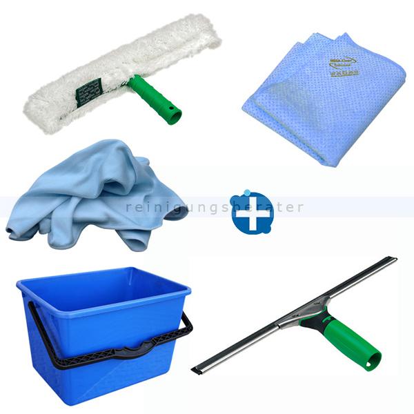 ReinigungsBerater Fensterputz Set Nr.9 mit Unger Geräten über 15 % günstiger im Set! 31737214,ES350,WC35