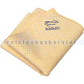 Fenstertuch Mega Clean Lochtuch 35 x 40 cm gelb