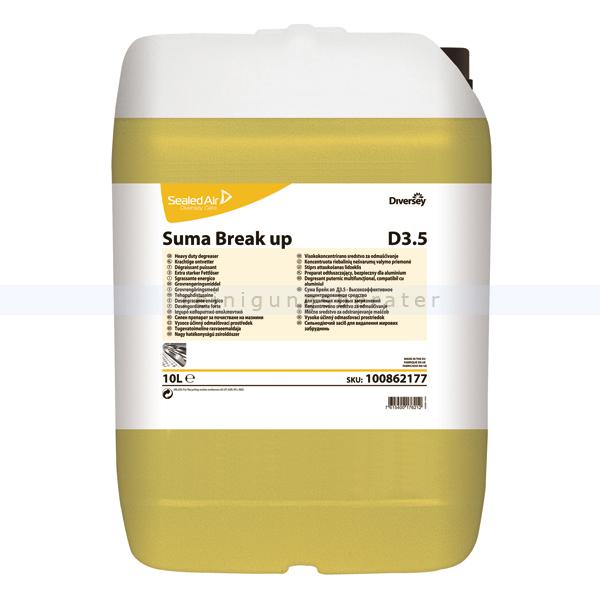 Fettlöser Diversey Suma Break up D3.5 10 L
