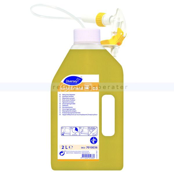 Fettlöser Diversey Suma Extend D3 2 L