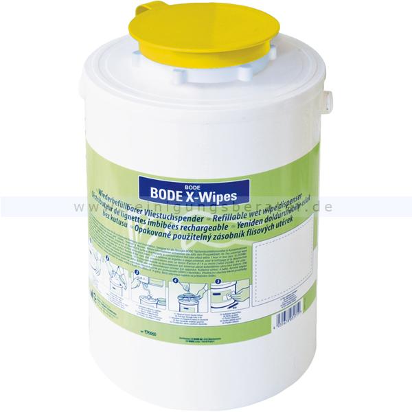 Feuchttuchspender Bode X-Wipes Spender gelb