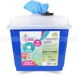 Feuchttuchspender CleaningBox 5-in-1 Büro & Haushalt 70er