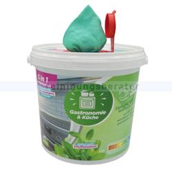 Feuchttuchspender CleaningBox 5-in-1 Gastro & Küche 35 Stück