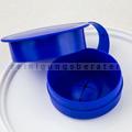 Feuchttuchspender Deckel blau für Spendereimer 3,4 L