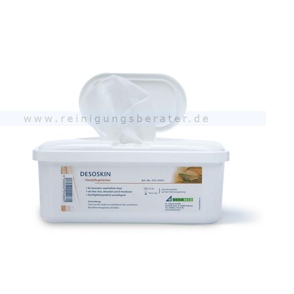 Feuchttücher Dr. Schumacher DESOSKIN Spenderbox, unbefüllt DT-643-100