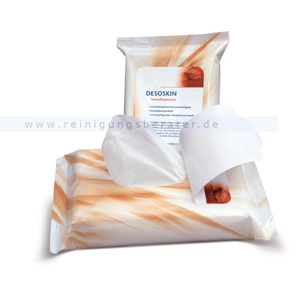 Feuchttücher Hautpflegetücher Dr. Schumacher DESOSKIN DT-643-T080