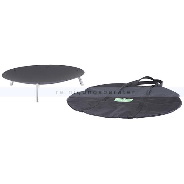 greenhand campfire bowl rostfreier stahl 55 cm feuerschale. Black Bedroom Furniture Sets. Home Design Ideas