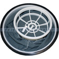 Filterkorb Hitachi Stofffilter mit Korb und Ring für CV 400