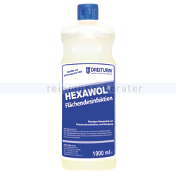 Flächendesinfektion Dreiturm Hexawol 1 L