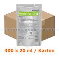 Flächendesinfektion Ecolab Incidin Plus 400 x 20 ml Beutel