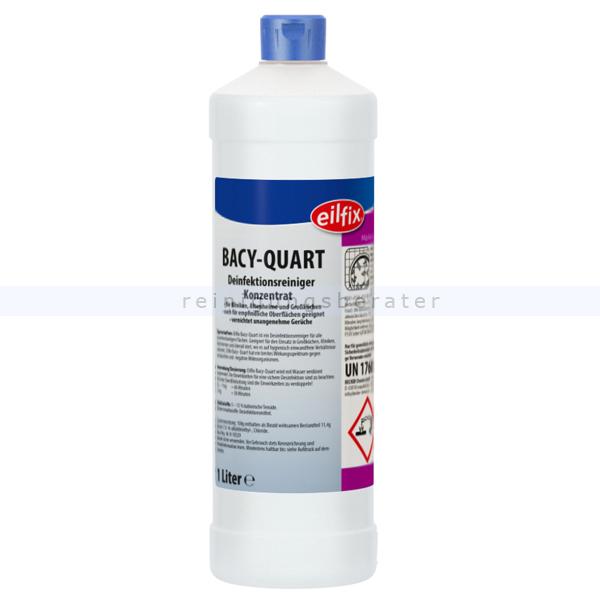 Flächendesinfektion Eilfix Bacy Quart Konzentrat 1 L
