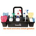 Flaschengestell Diversey Tragekorb Carry Tray schwarz
