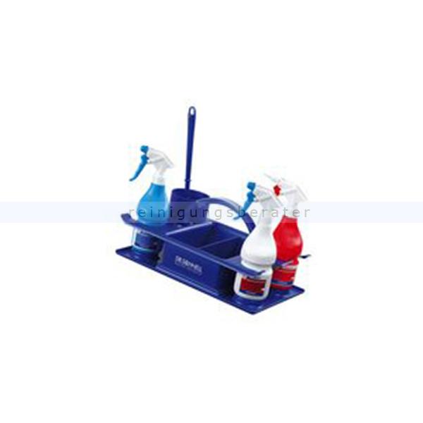 Dr. Schnell Tragekorb iTray für Dosierflaschen Reinigungskorb, flexibler Satellit 89059