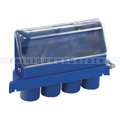 Flaschengestell PPS Pfennig Kunststoff blau