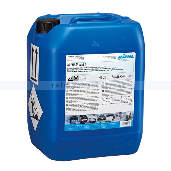 Kiehl ARENAS®-exet 4 20 L Farb- und Stockfleckenentferner j655421