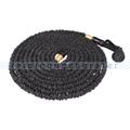 flexibler Gartenschlauch Wasserschlauch Flexi Pro Black 22 m