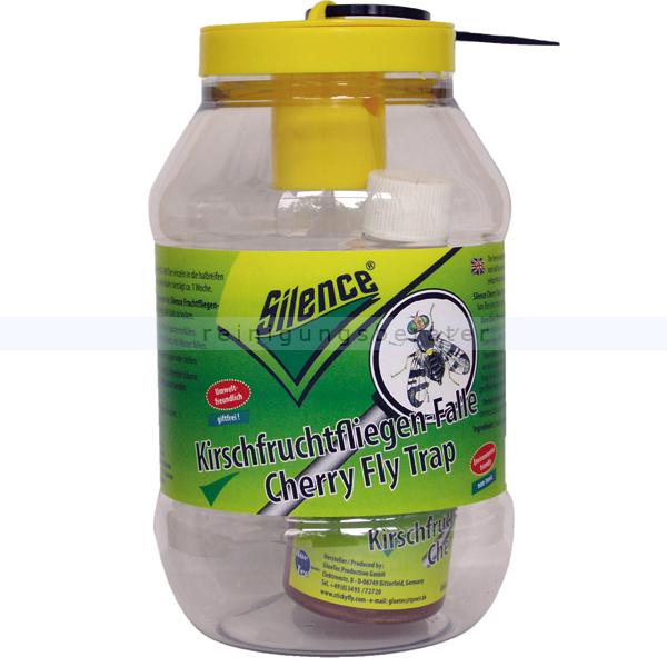 Schopf Hygiene Fliegenfänger Schopf Silence Kirschfruchtfliegenfalle Falle zur Bestandsermittlung der Kirschfruchtfliege 302189