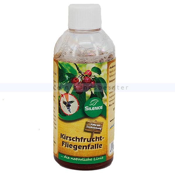 Schopf Hygiene Fliegenfänger Schopf Silence Kirschfruchtfliegenfalle 125 ml Nachfüllpack für Kirschfruchtfliegenfalle 5205
