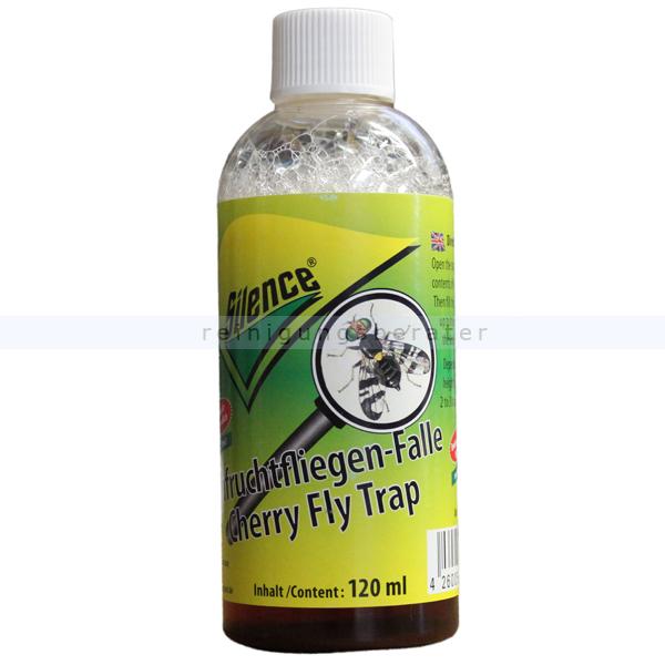 Fliegenf nger silence kirschfruchtfliegenfalle 125 ml for Fruchtfliegen im blumentopf