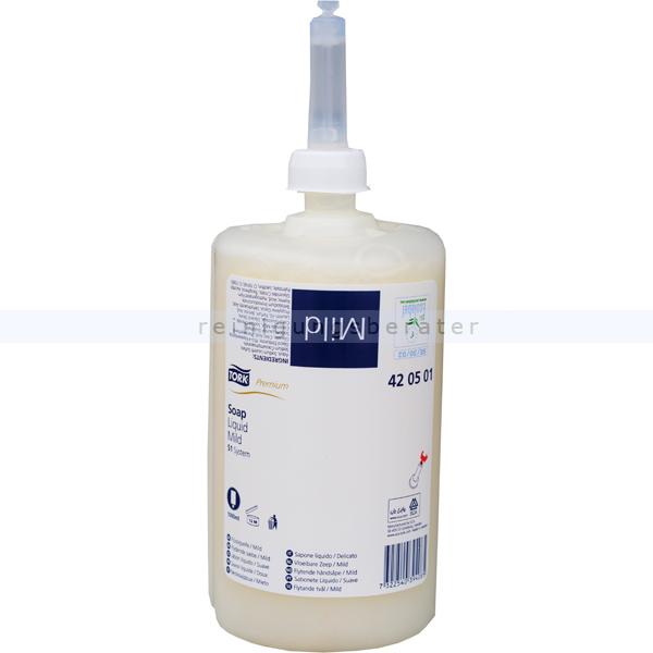 Flüssigseife SCA Tork Premium 1 L mild