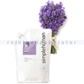 Flüssigseife Simplehuman Handseife Lavendel 1 L