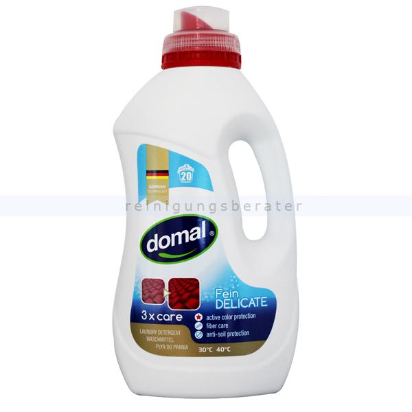 Flüssigwaschmittel Domal Wittol Feinwaschlotion 1,5 L