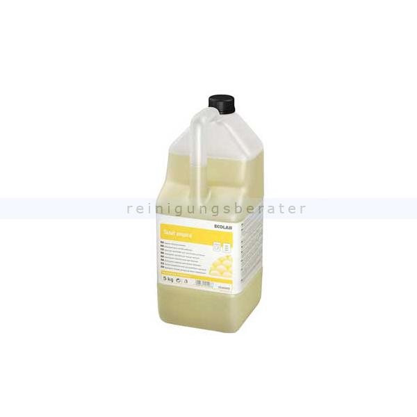 Ecolab Taxat Angora 5 L Flüssigwaschmittel Flüssiges Spezialwaschmittel, Feinwaschmittel 1014000