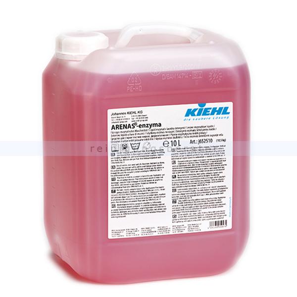 Kiehl ARENAS®-enzyma 10 L Flüssiges enzymatisches Waschmittel j652510