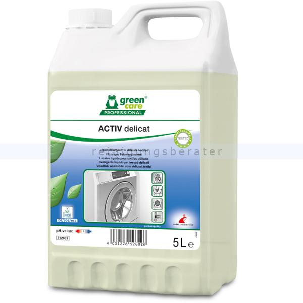 Flüssigwaschmittel Tana Activ delicate 5 L