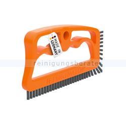 Fugenbürste Fuginator Home orange grau