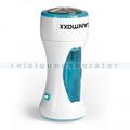 Fusselrasierer CLEANmaxx batteriebetrieben weiß/blau