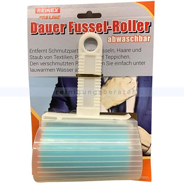 Fusselroller Reinex Kleiderrolle Dauer Fusselroller, ca. 2000 Anwendungen 6530